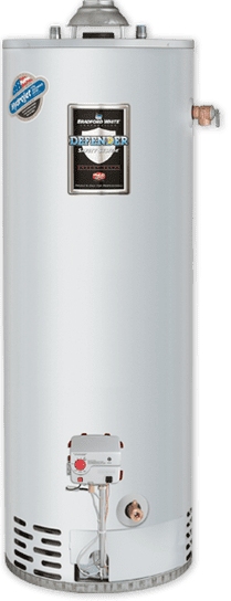 defender water heater